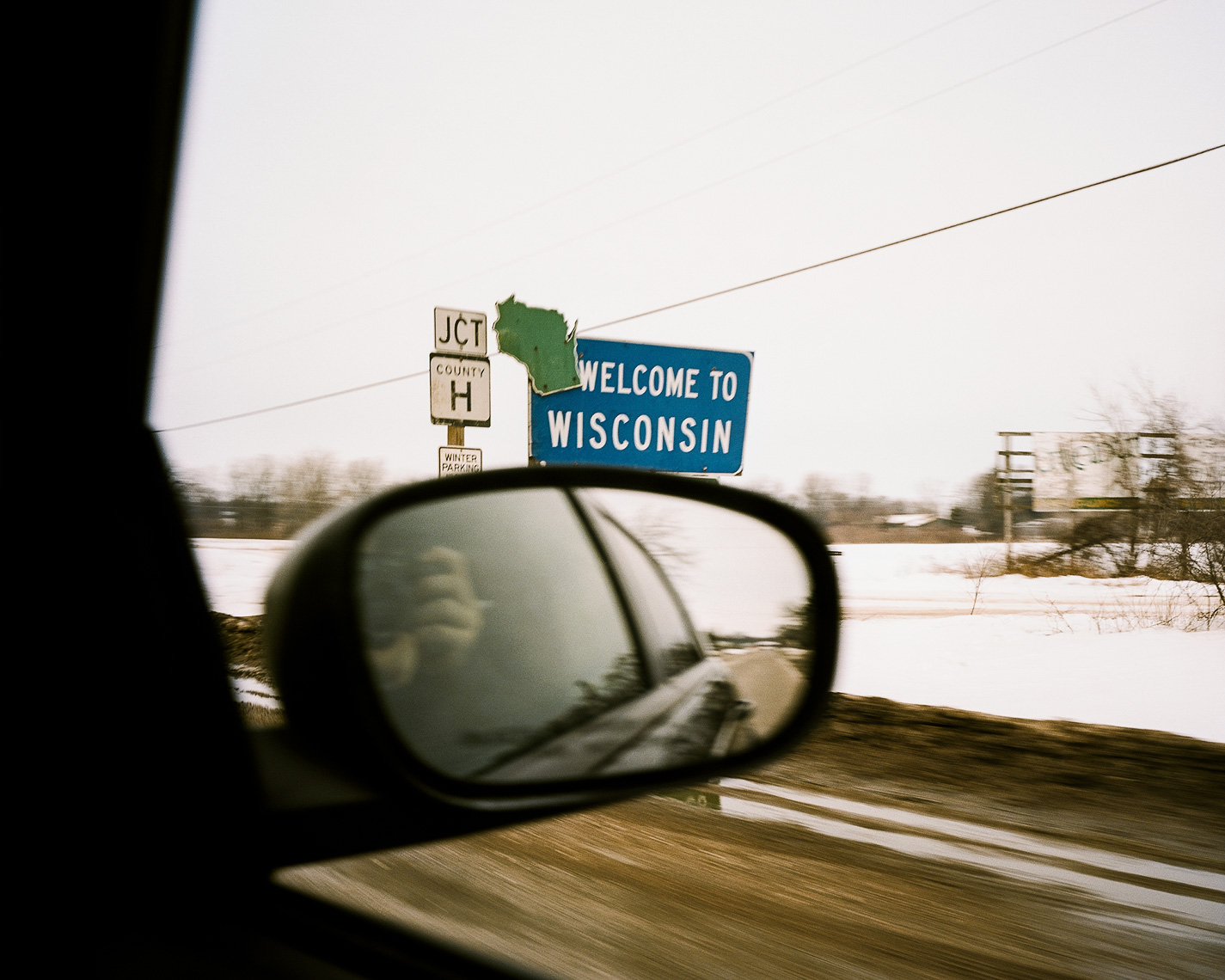 Wilmot, Wisconsin for Powder Magazine.