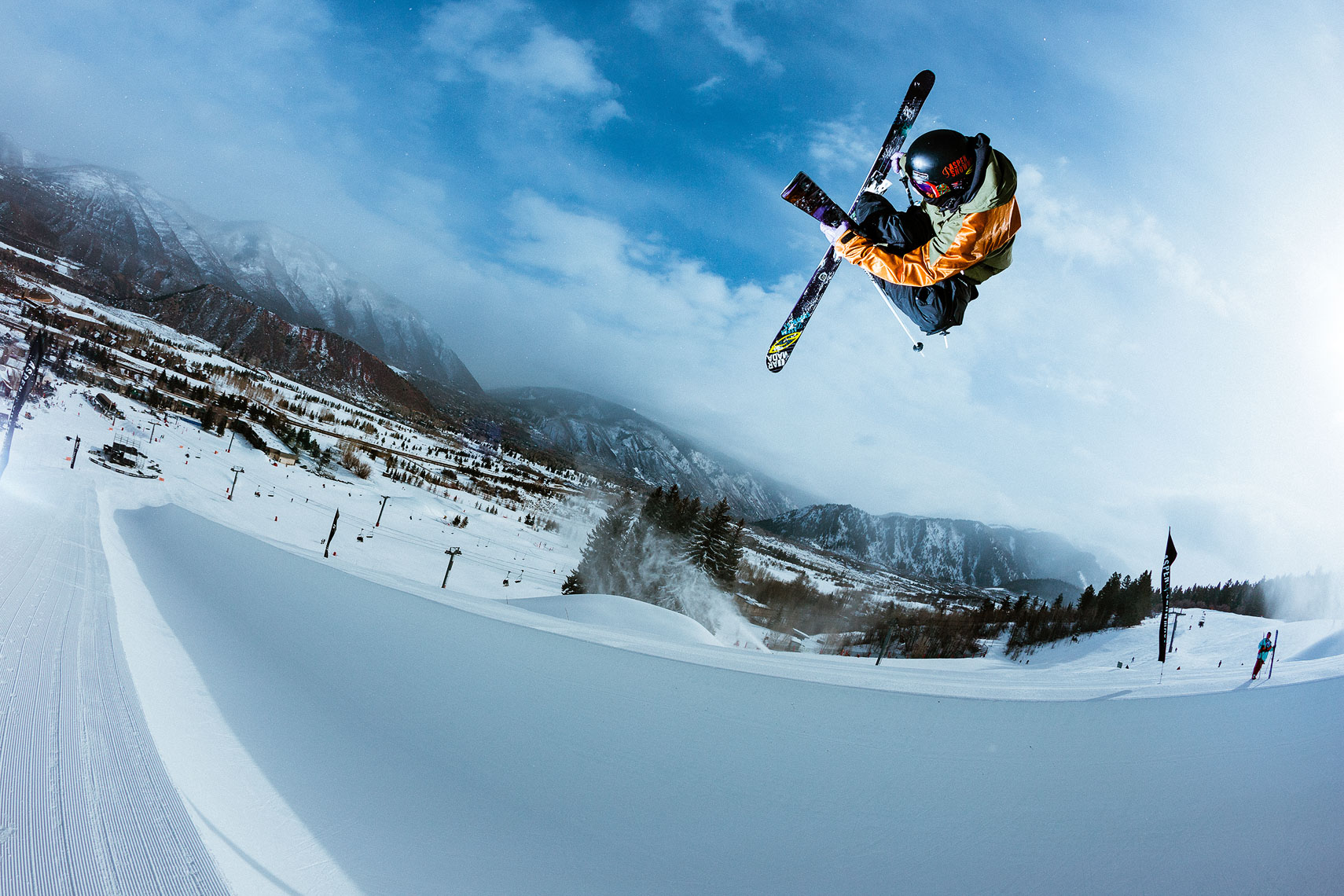 Torin Yater-Wallace. Aspen-Snowmass, CO.
