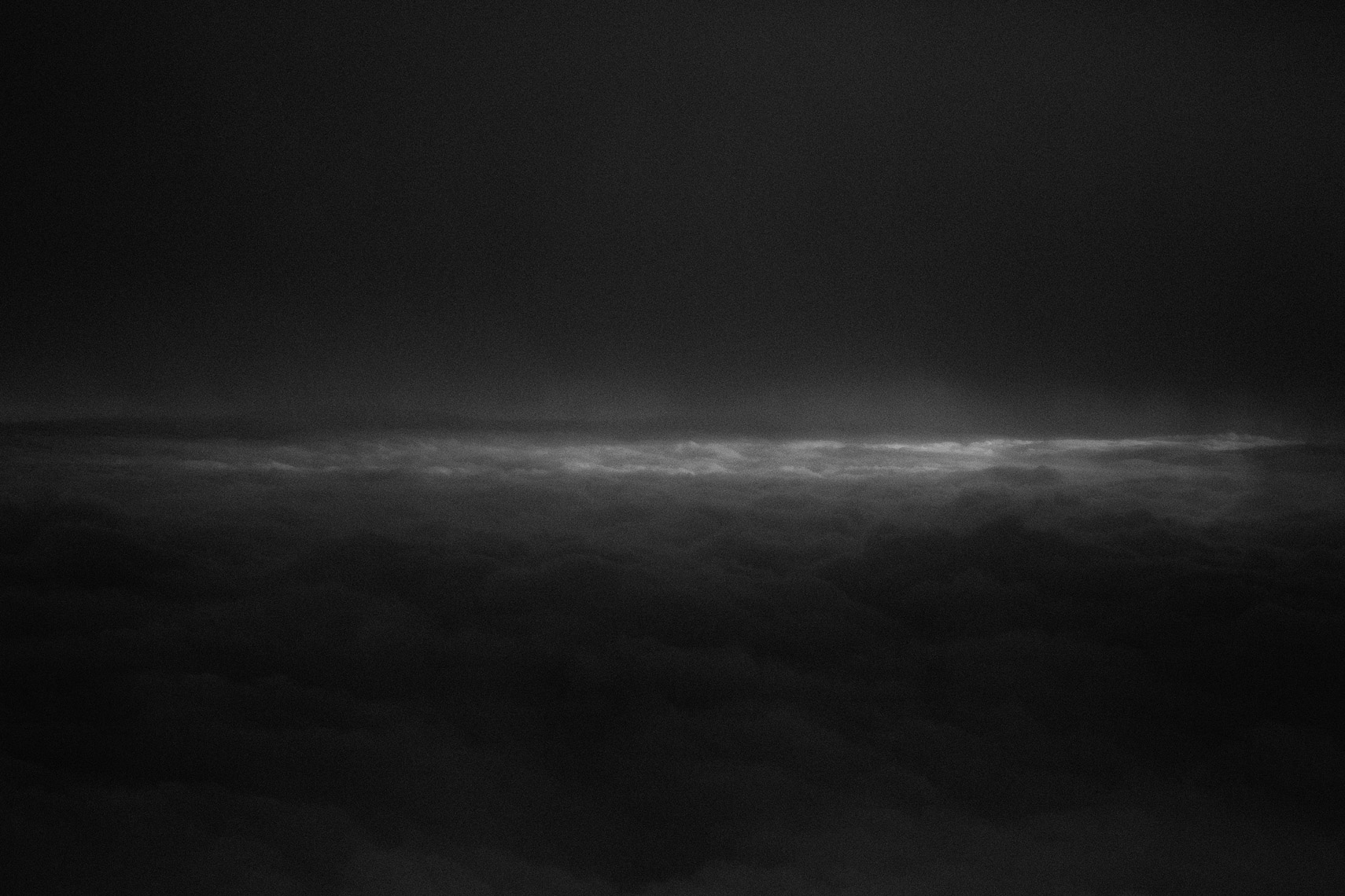 Clouds Full. Ground. Images of the personal interaction between travel and remaining still during my travels.