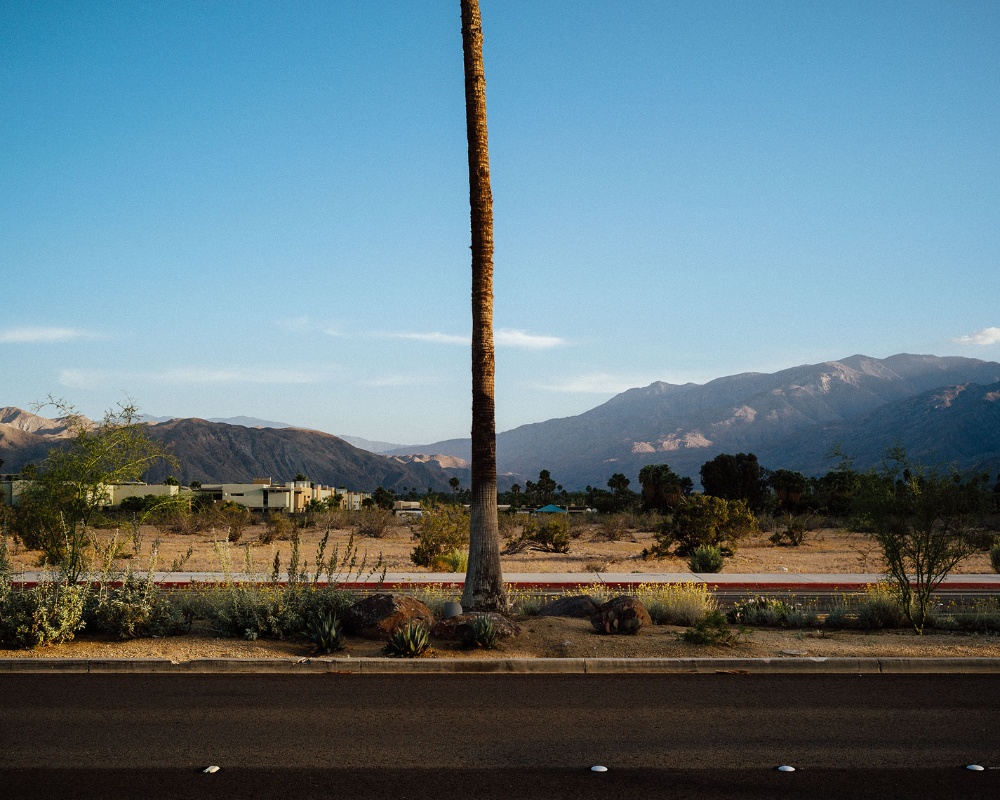 Palm Springs, CA.